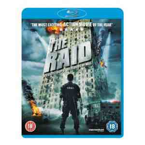The Raid Blu ray Iko Uwais
