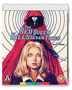 The Red Queen Kills Seven Times Blu-ray