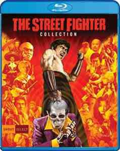 The Street Fighter Collection Blu-ray