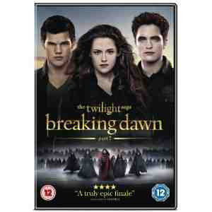 The Twilight Saga Breaking Dawn