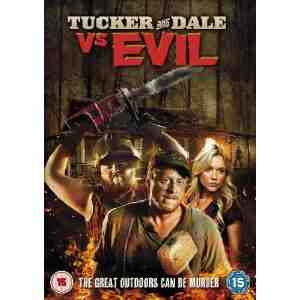 Tucker Dale vs Evil DVD