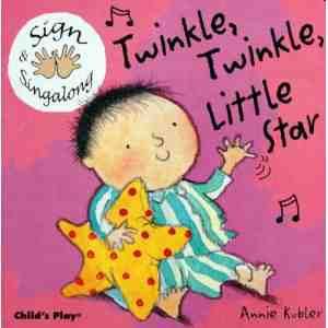 Twinkle Little Star Sign Singalong