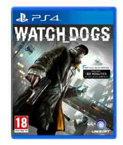UBI Soft Watch Dogs PS4