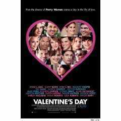 Valentines Day DVD Julia Roberts