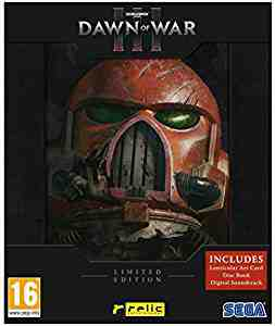 Warhammer 40,000: Dawn of War III - Limited Edition