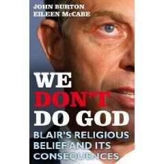 We Don't Do God Book