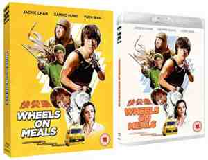 Wheels On Meals Blu-ray