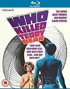 Who Killed Teddy Bear Blu-ray