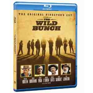 Wild Bunch Blu ray Region Free