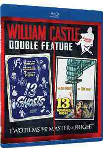 William Castle Double Feature Frightened