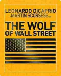 Wolf Wall Street Limited Steelbook
