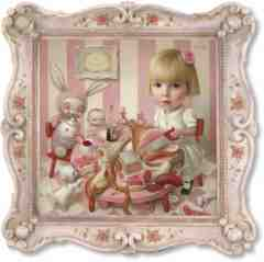 mark ryden rosies tea partty