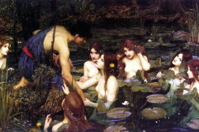 waterhouse hylas and the nymphs