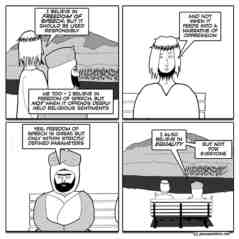 jesus and mo but