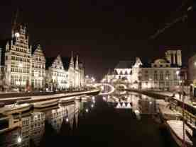 ghent night