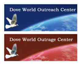 dove world outreach center logo