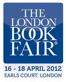 london book fair 2012 logo