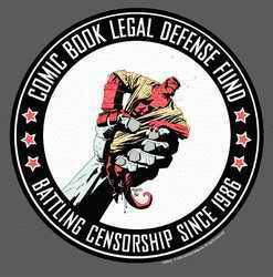 Comic book legal defence fund