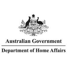 australia home affairs logo