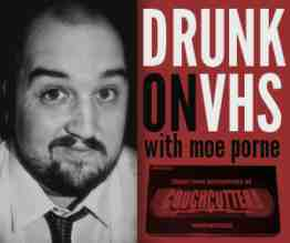 drunk on vhs logo