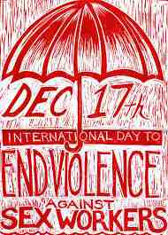 end violence against sex workers logo