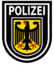 germany police logo