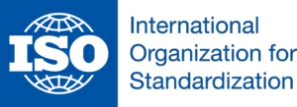 international organization of standards logo