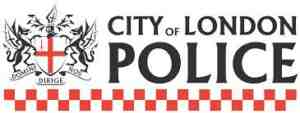 police city of london logo