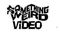 something weird logo