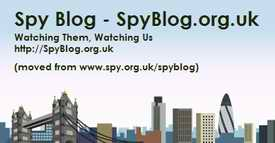 Spy Blog logo