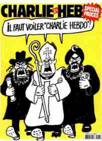 we must censor hebdo