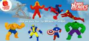 macdonalds marvel toys