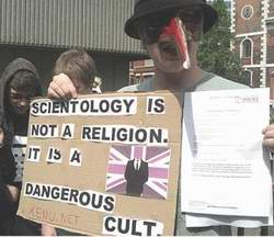 Scientology is a dangerous cult