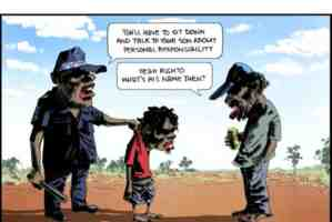 bill leak cartoon