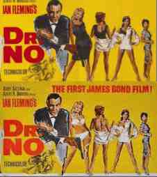 dr no cinema poster