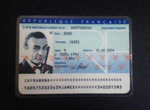 french id card
