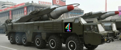 north korea misslle