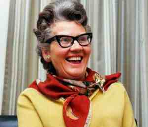 mary whitehouse laughing