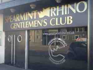 spearmint rhino sheffield