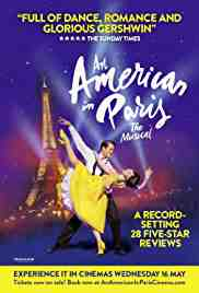 Poster American in Paris the Musica 2018 Christopher Wheeldon and Ross Ma