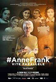 Poster Annefrank Parallel Stories 2019 Sabina Fedeli and Anna Migotto