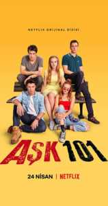 ask 101 poster