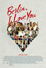 Poster Berlin I Love You 2019 Dianna Agron Peter Chelsom