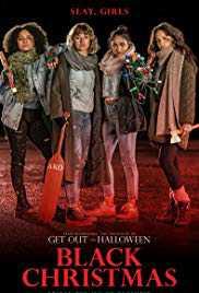 Poster Black Christmas 2019 Sophia Takal