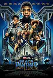 Poster Black Panther 2018 Ryan Coogler