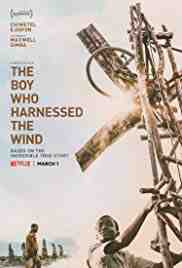 Poster Boy Who Harnessed the Wind 2019 Chiwetel Ejiofor