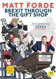 brexit through the gift shop poster