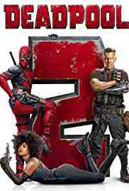 Poster Deadpool 2 2018 David Leitch