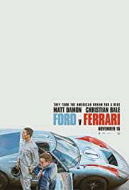 Poster Ford V Ferrari 2019 James Mangold