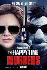 Poster Happytime Murders 2018 Brian Henson
